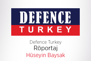 Defence Turkey Röportajı