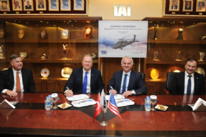TAI and Sikorsky Signed a Cooperation Agreement Which Targets 2044