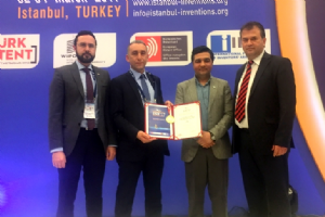 Invention Award to TUSAŞ